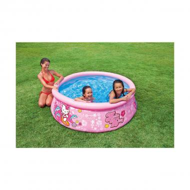 Intex 28104 piscina easy hello kitty 183x51cm