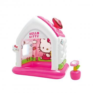 Intex 48631 casetta hello kitty 137x109x122cm