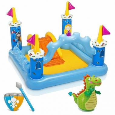 INTEX 57138 PLAYCENTER CASTELLO CM 185x152x107