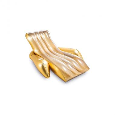 Intex 56803 Poltrona Chaise lounge Gold 175x119x6 Cm